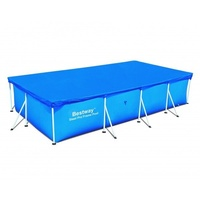 Pool Cover for Bestway Swimming Pool 404cm x 212cm