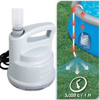 85W 240V Swimming Pool Drain Water Pump