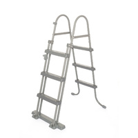 Bestway Safety Pool Ladder with Foldable Step 107cm 42 inch