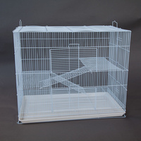 3 Tier Pet Cage for Cat Ferret Guinea Pig Chinchilla