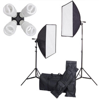 1200W Photo Studio Softbox Light Stand Photography