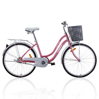 Trinx CUTE 3.0 City Bike 24 inch Shimano Gears 7-Speed