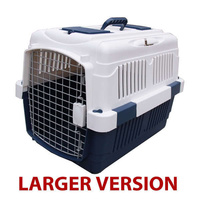 Large Dog Cat Bird Rabbit Chicken Chook Pet Carrier Transport Cage