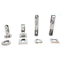 Glass Spigots Duplex 2205 Stainless Steel for Frameless Glass Balustrade Fence